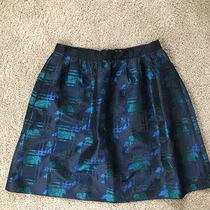 J. Crew A-Line Skirt